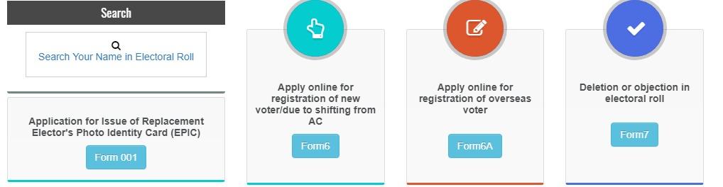 Election Services Now Available through Digital Seva Portal